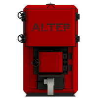 Промисловий твердопаливний котел тривалого горіння Альтеп Max 150 кВт