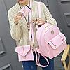 Элегантный женский рюкзак с клатчем , фото 2