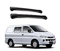 Поперечные рейлинги Hyundai H200 1997-2008