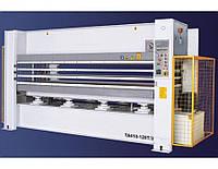 Пресс горячий для изготовления щита WINTER SOLID 3113-200/6 (6-секций)