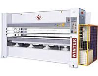 Пресс горячий для изготовления щита WINTER SOLID 3113-120/3