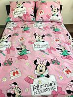 Белье для кроватки для новорожденных из натуральной ткани