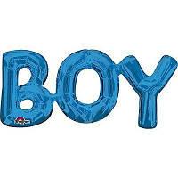 Надпись фольга Boy 010917-520