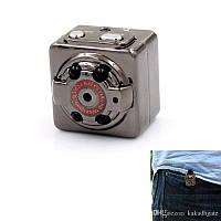 Мини камера, Видеорегистратор SQ8 1080P Full HD