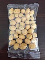 Арахис в хрустящей оболочке со вкусом васаби 80 гр., фото 1