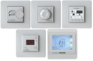 Терморегуляторы для инфракрасного теплого пола