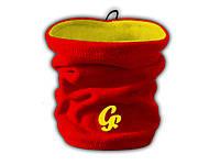 Горловик Двусторонний красный+желтый