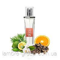 Духи Lambre № 25 (в стиле MAGIE NOIRE от Lancome) 20 ml
