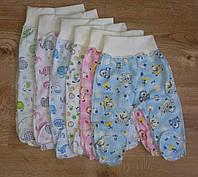Ползуны для новорожденных на резинке рост 68, 74.