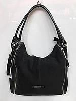 Женская сумка с замшей Silvia Rosa