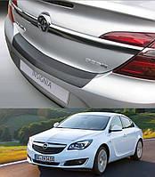 Накладка заднего бампера Opel Insignia 4/5 Door 2013-2017, фото 1