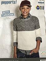 Свитер, пуловер, джемпер детский на мальчика Pepperts 6-8 лет