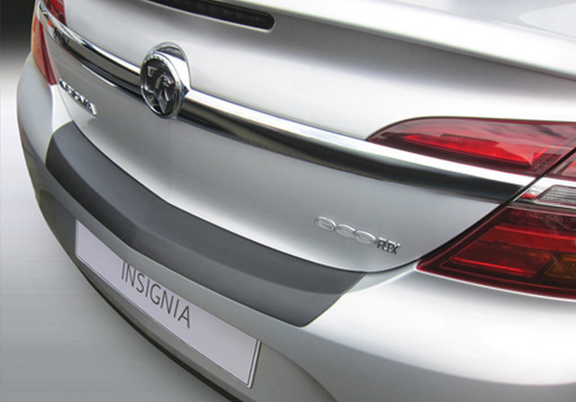 RBP769 Rear bumper protector Opel Insignia 4/5 Door 2013-2017