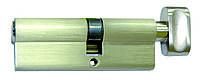 "Цилиндр ""Imperial"" M30/40 ZCK ключ/тумблер сатин [ СИТИ ]"