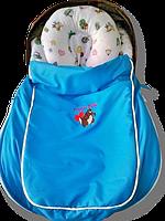 Конверт для автокресла и прогулочной коляски Baby Travel Premium