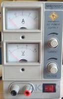 Лабораторный блок питания Masteram MR1502C