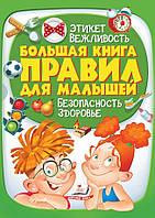 Большая книга правил для малышей      ,97896691