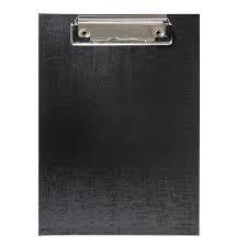 Клипборд А5 PVC Buromax ассорти BM.3413