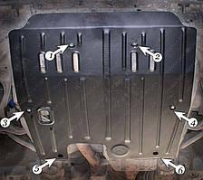 Защита двигателя Acura TL (2003-2008) Полигон-Авто
