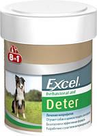 Витамины для собак Эксель Детер средство от поедания фекалий для собак и щенков 100 таб.