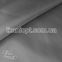 Ткань Атлас прокатный (серый)