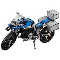 Lego technic приключения на BMW R 1200 GS Adventure 42063 Advanced Building Toy