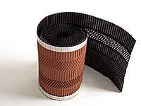 Вентиляционная лента конька алюминиевая, фото 1