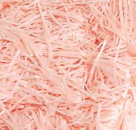 Наполнитель бумажный для коробок из тишью, цвет персиковый, 20 г