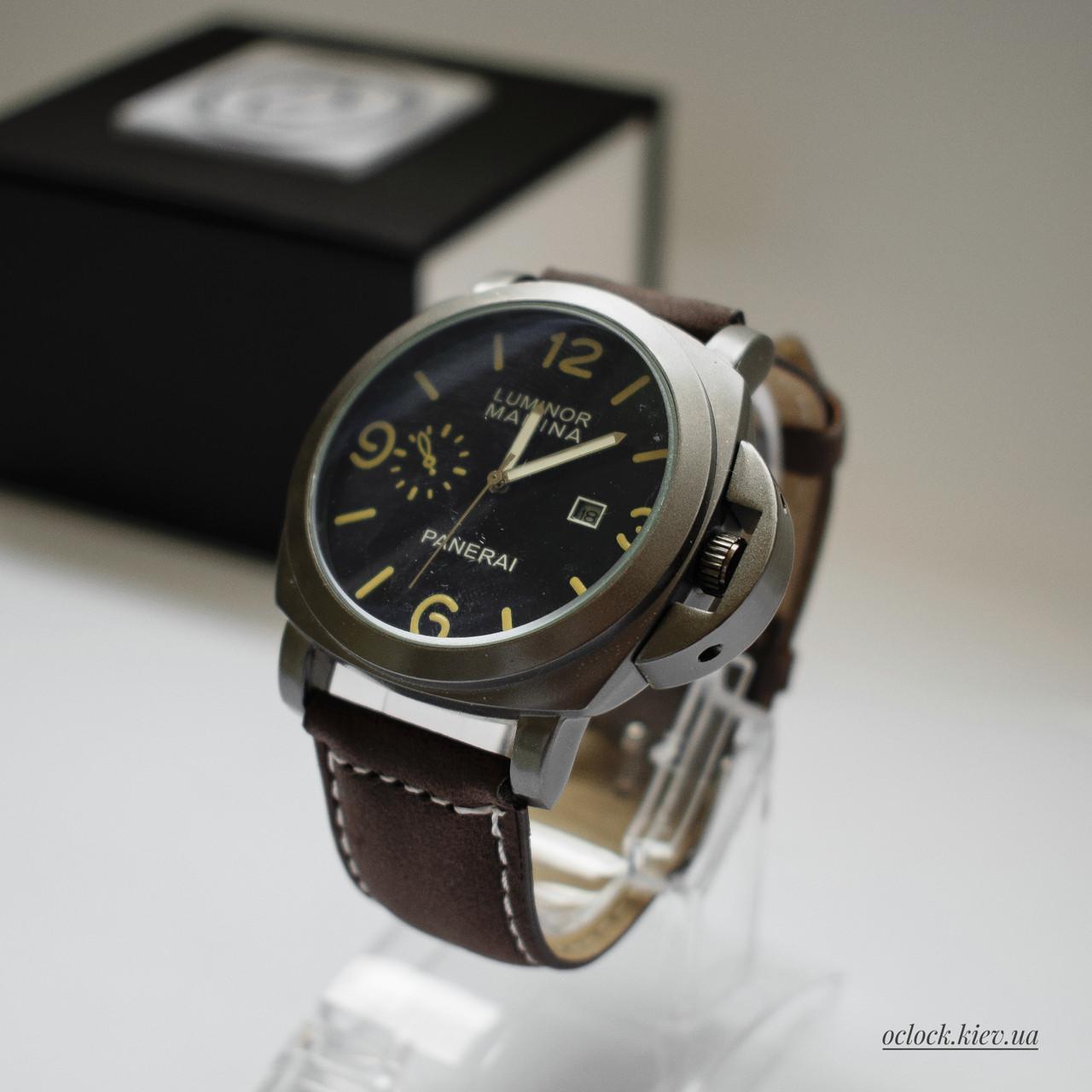 Мужские часы Luminor Panerai (replica)