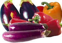 Хелатное Микроудобрение Подкормка ОВОЩНОЙ для томатов, огурцов, перца, лука. Гуматы, Карбоновые Кислоты, ПАР