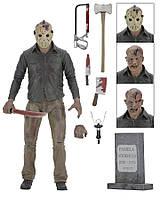 Фигурка Friday the 13th Jason Final Chapter Ultimate Part 4