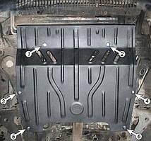 Защита двигателя Alfa Romeo 166 (1998-2000) Полигон-Авто