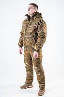 Костюм камуфляжный на синтепоне для охоты и рыбалки Варан