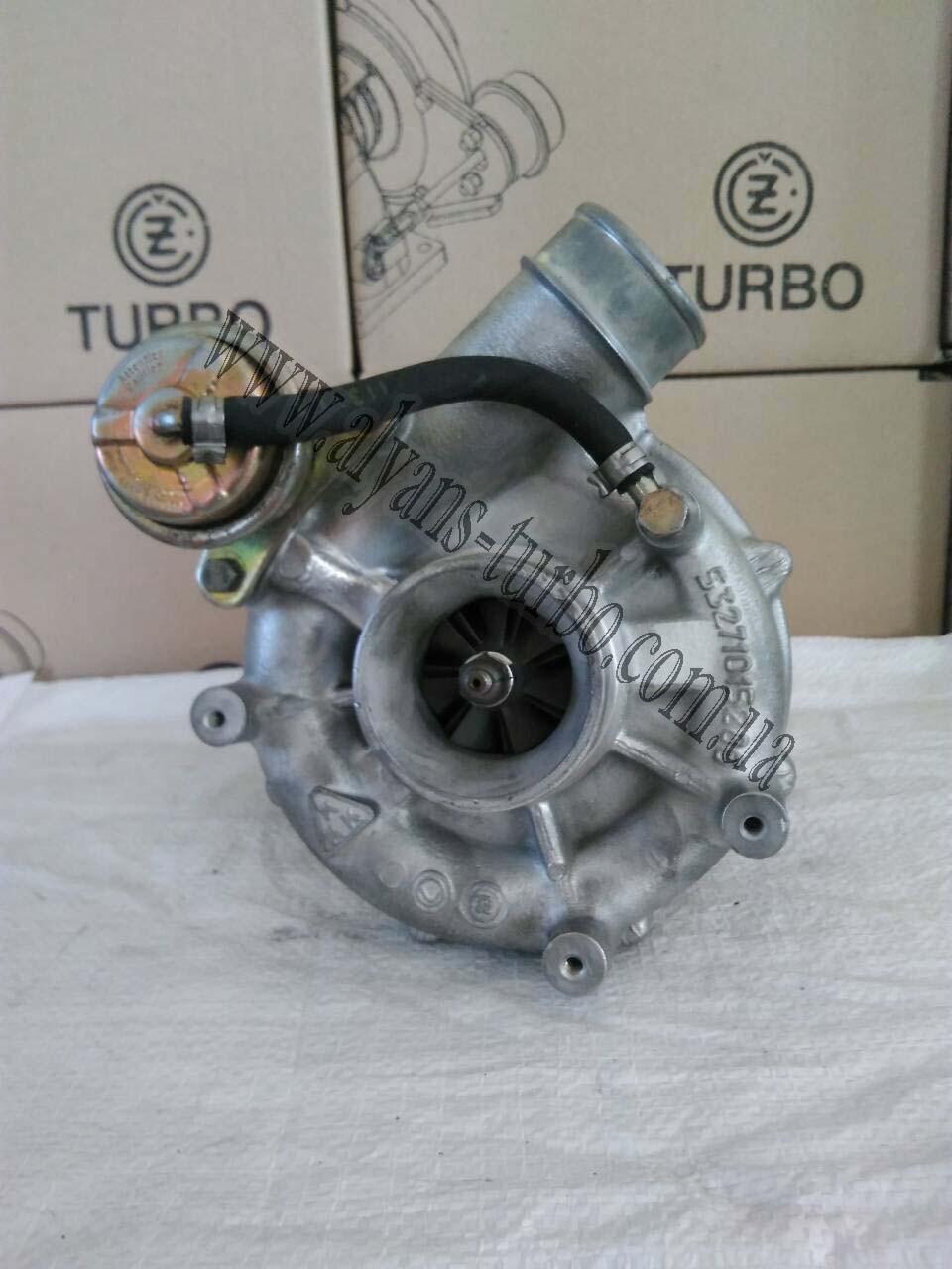 Восстановленная турбина MAN L 2000 / MAN LE 2000