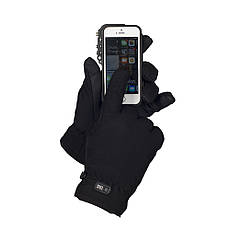 M-Tac перчатки Soft Shell Thinsulate Black, фото 2