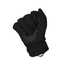 M-Tac перчатки Soft Shell Thinsulate Black, фото 3