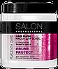 """Маска для окрашенных волос с плацентой Защита цвета  ТМ """"Salon Professional"""" ,500мл, фото 2"""