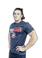 Мужская футболка для Crossfit RockSauce