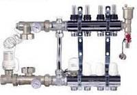 Сборный коллектор для теплого пола Fado SEN02 на 2 выхода
