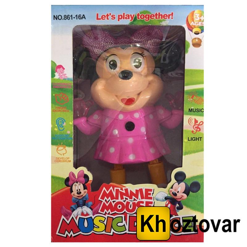 """Іграшка """"Мінні Маус"""" Minnie Mouse Music Dance"""