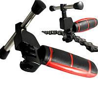 Выжимка цепи, инструмент для ремонта цепи велосипеда