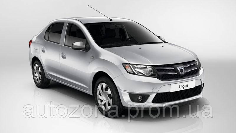 Накладка решітки верхня хром  BK74004 Dacia Logan MCV