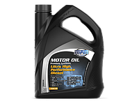 Моторное масло MPM Motoroil 10W-40 Premium Synthetic Ultra High Performance Diesel 5л.