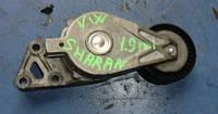 Кронштейн ролика-натяжителя ручейкового ремняVWSharan 1.9tdi1995-201003722010001 (мотор AUY)