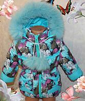 Теплый зимний комбинезон и куртка, фото 1