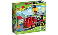 10592 Конструктор LEGO DUPLO Пожарная машина