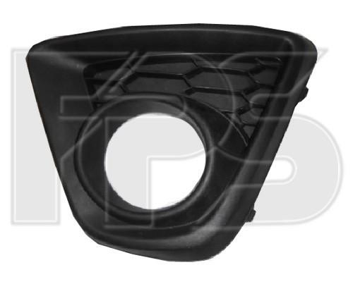 Решетка в бампер левая Mazda CX-5 (FPS)