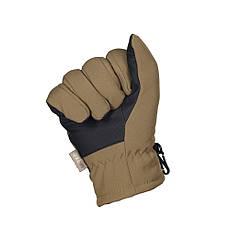 M-Tac перчатки Soft Shell Thinsulate Coyote Brown, фото 3