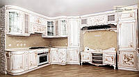 Кухни в стиле барокко