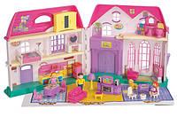 Домики,замки,мебель для кукол